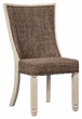 Signature Design Bolanburg Dining Upholstered Side Chair (Set of 2) - Ashley Furniture D647-02