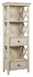 Signature Design Bolanburg Display Cabinet - Ashley Furniture D647-76