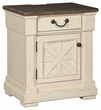 Signature Design Bolanburg One Drawer Night Stand - Ashley Furniture B647-191