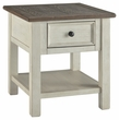 Signature Design Bolanburg Rectangular End Table - Ashley Furniture T637-3