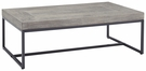 Signature Design Brazin Rectangular Cocktail Table - Ashley Furniture T897-1