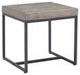 Signature Design Brazin Square End Table - Ashley Furniture T897-2