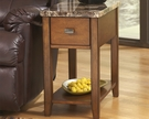 Signature Design Breegin Chair Side End Table - Ashley Furniture T007-158