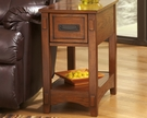 Signature Design Breegin Chair Side End Table - Ashley Furniture T007-319