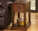 Signature Design Breegin Chair Side End Table - Ashley Furniture T007-527