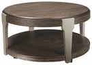 Signature Design Brenzington Round Cocktail Table - Ashley Furniture T453-8