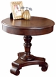 Signature Design Brookfield Round End Table - Ashley Furniture T496-6