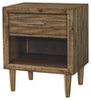 Signature Design Broshtan One Drawer Night Stand - Ashley Furniture B518-91