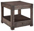 Signature Design Burladen Rectangular End Table - Ashley Furniture T846-3