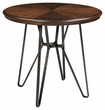 Signature Design Centiar Round Counter Table - Ashley Furniture D372-13