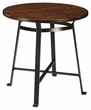 Signature Design Challiman Round Dining Room Bar Table - Ashley Furniture D307-12