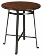 Signature Design Challiman Round Counter Table - Ashley Furniture D307-13