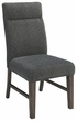 Signature Design Chansey Dining UPH Side Chair (Set of 2) - Ashley Furniture D667-01