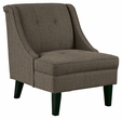 Signature Design Clarinda Gray Accent Chair - Ashley Furniture 3622960
