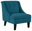 Signature Design Clarinda Blue Accent Chair - Ashley Furniture 3623260