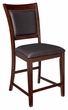 Signature Design Collenburg Upholstered Counter Height Stool (Set of 2) - Ashley Furniture D564-124