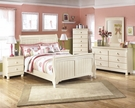 Signature Design Cottage Retreat Two Drawer Night Stand - Ashley Furniture B213-92