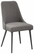 Signature Design Coverty Dining Upholstered Side Chair (Set of 2) - Ashley Furniture D605-01