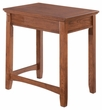 Signature Design Cross Island Home Office Corner Table - Ashley Furniture H319-47