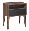 Signature Design Daneston One Drawer Night Stand - Ashley Furniture B292-91