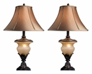 Signature Design Danielle Poly Table Lamp (Set of 2) - Ashley Furniture L530944