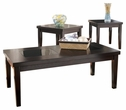 Signature Design Denja Occasional 3-Pc Table Set - Ashley Furniture T281-13