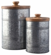 Signature Design Divakar Jar 2-Pc Set - Ashley Furniture A2000174