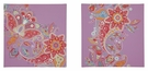 Signature Design Domenica Wall Art 2-Pc Set - Ashley Furniture A8000100