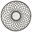 Signature Design Dunstan Accent Mirror - Ashley Furniture A8010091