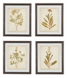 Signature Design Dyani Wall Art 4-Pc Set - Ashley Furniture A8000198