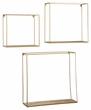 Signature Design Efharis Wall Shelf 3-Pc Set - Ashley Furniture A8010107