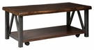 Signature Design Esmarina Rectangular Cocktail Table - Ashley Furniture T815-1