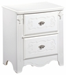 Signature Design Exquisite Two Drawer Night Stand - Ashley Furniture B188-92