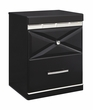 Signature Design Fancee Two Drawer Night Stand - Ashley Furniture B348-92