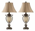 Signature Design Gavivi Metal Table Lamp (Set of 2) - Ashley Furniture L531914