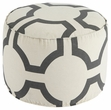 Signature Design Geometric Pouf - Ashley Furniture A1000425