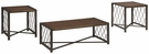 Signature Design Harpan Occasional 3-Pc Table Set - Ashley Furniture T427-13