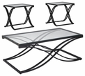 Signature Design Jandor Occasional 3-Pc Table Set - Ashley Furniture T374-13