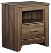Signature Design Juararo One Drawer Night Stand - Ashley Furniture B251-91