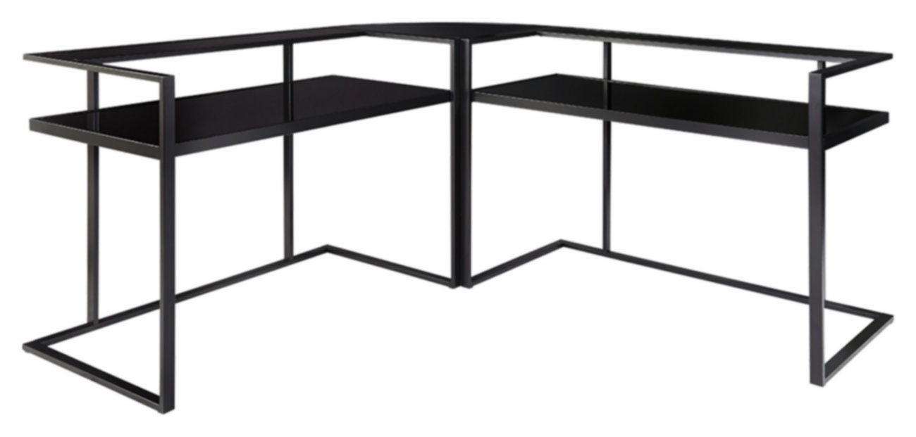 Signature Design Laney Home Office Corner Desk - Ashley Furniture ...