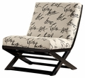 Signature Design Levon Showood Accent Chair - Ashley Furniture 7340360