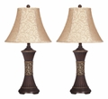 Signature Design Mariana Poly Table Lamp (Set of 2) - Ashley Furniture L372944