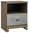 Signature Design McKeeth One Drawer Night Stand - Ashley Furniture B099-91