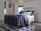 Signature Design Nashburg Twin Metal Bed - Ashley Furniture B280-571