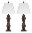 Signature Design Natane Poly Table Lamp (Set of 2) - Ashley Furniture L292154