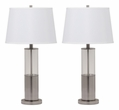 Signature Design Norma Metal Table Lamp (Set of 2) - Ashley Furniture L431354