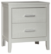 Signature Design Olivet Two Drawer Night Stand - Ashley Furniture B560-92