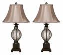 Signature Design Ondreya Metal Table Lamp (Set of 2) - Ashley Furniture L442234