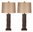 Signature Design Oriel Poly Table Lamp (Set of 2) - Ashley Furniture L311154