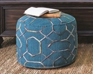Signature Design Overdyed Pouf - Ashley Furniture A1000434